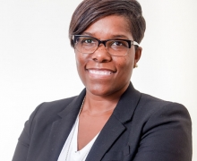 headshot of Kimberly Holley, Senior Director of Admissions
