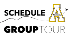Schedule a Group Tour Logo