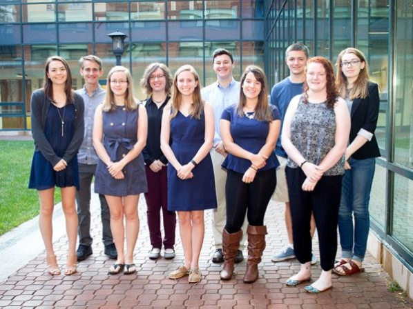 2016 Chancellor's Scholars